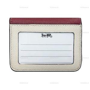 Coach Bags - COACH BIFOLD CARD CASE IN COLORBLOCK F77901